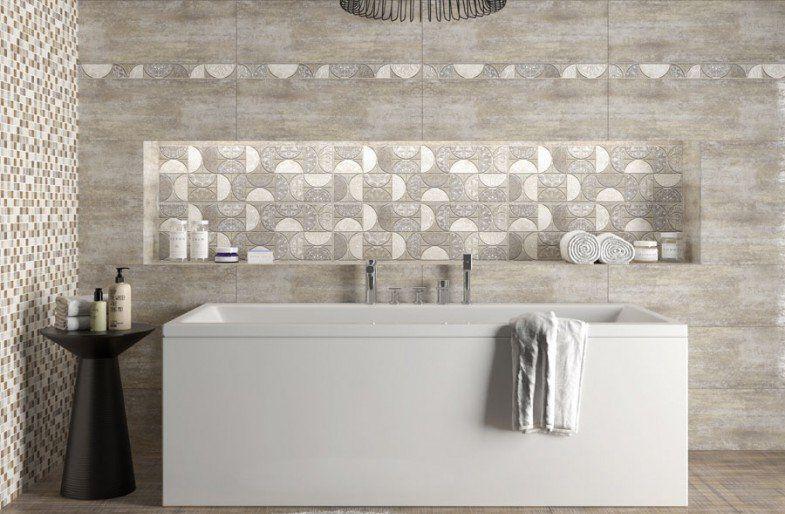 0884569a51ac Плитка для ванной Alma Ceramica Rezzo в Екатеринбурге - Интернет ...