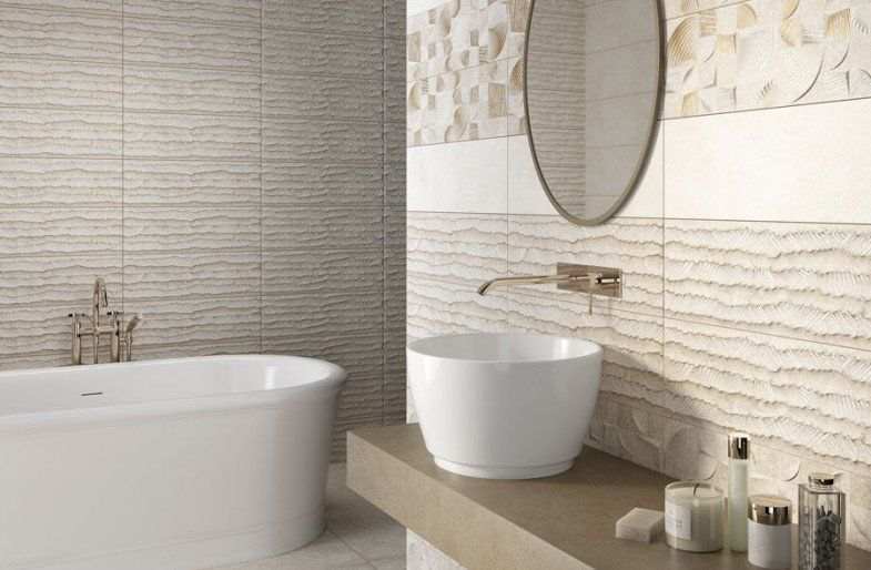 dc12776a25c6 Плитка для ванной Alma Ceramica Sensa в Екатеринбурге - Интернет ...