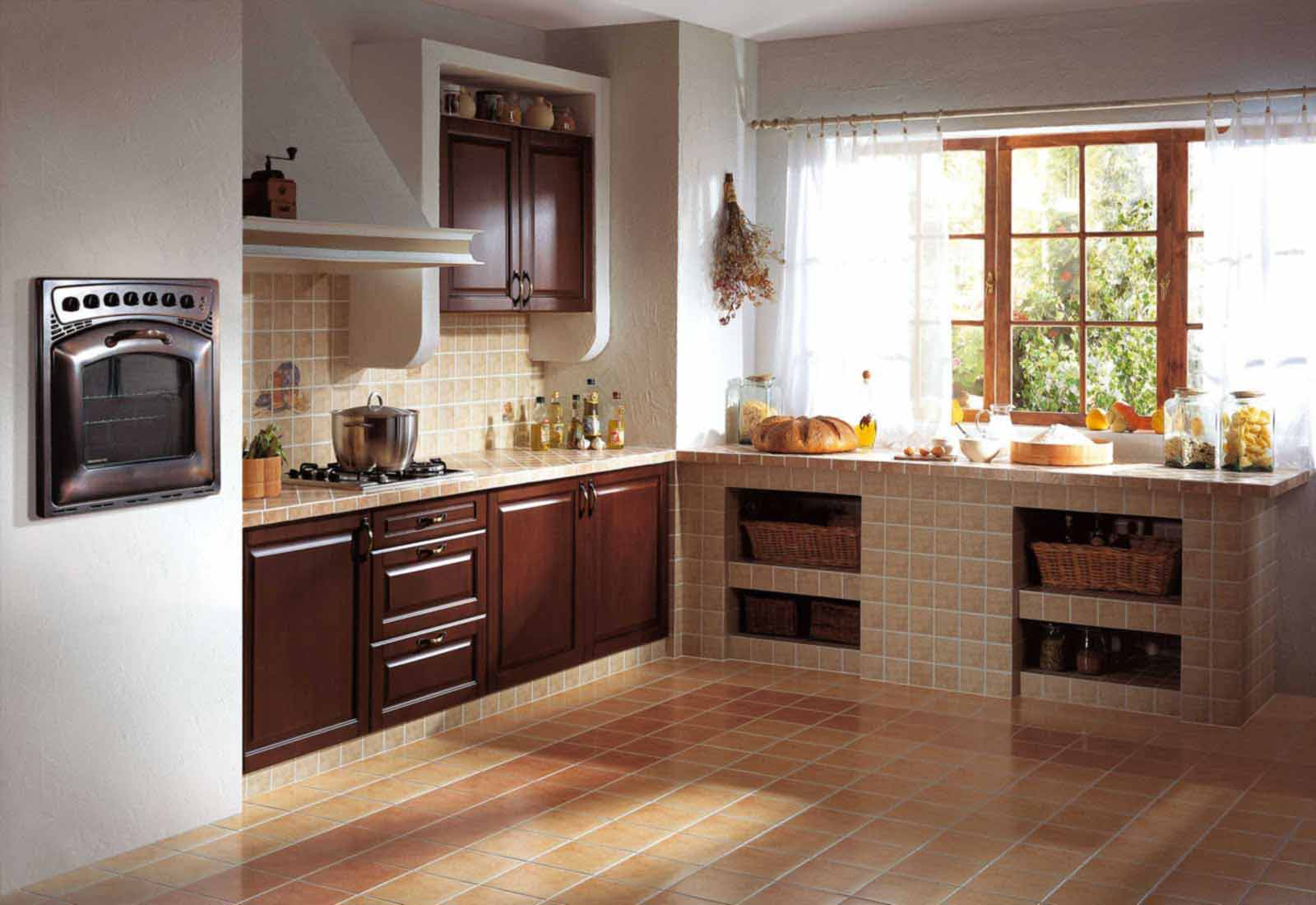 Czerwone meble kuchenne  aranżacje  Kuchnie Pinio  Blog