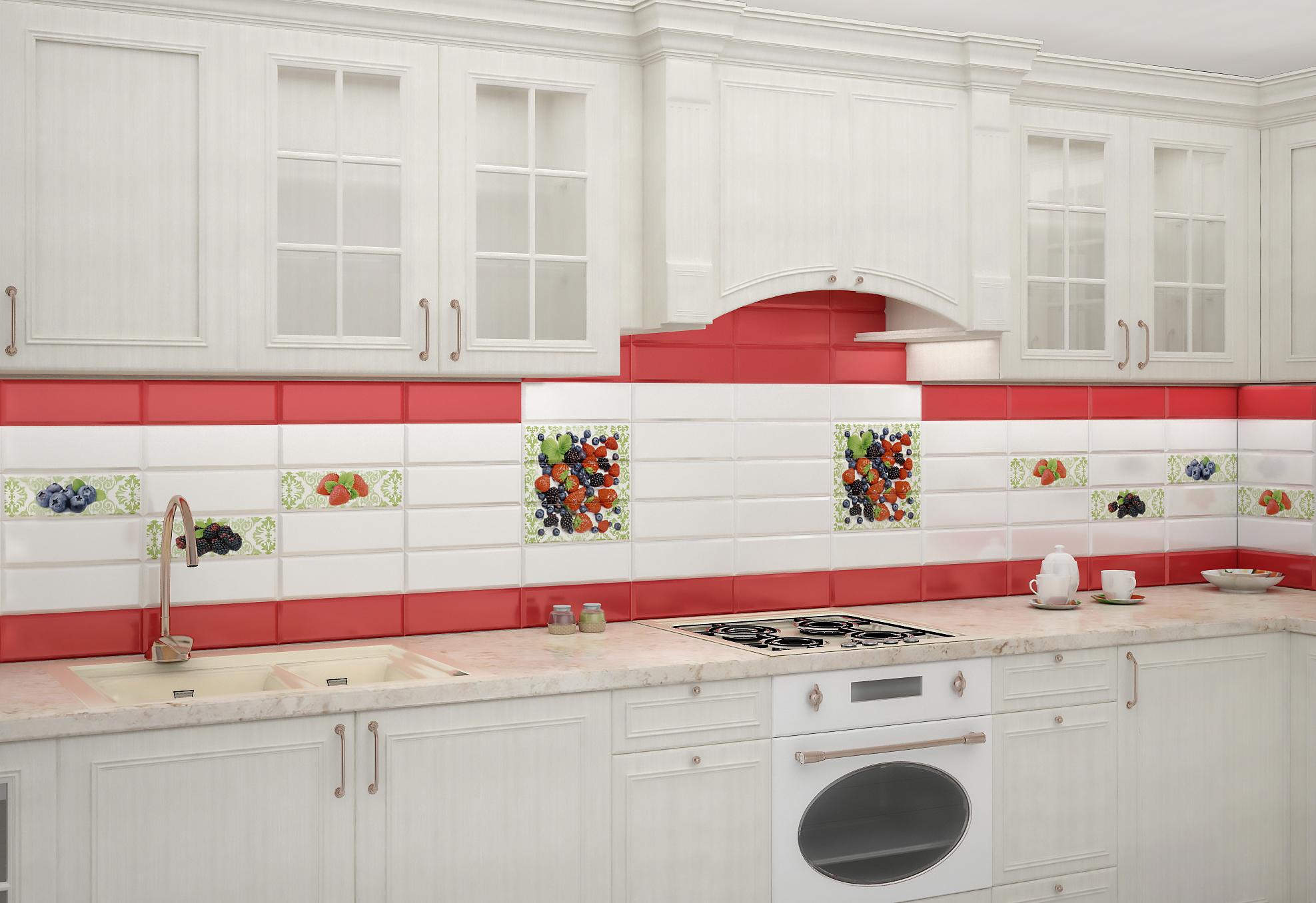 3b2bfb811cf4 Плитка для кухни Винчи (Vinchi) Беррис в Екатеринбурге - Интернет ...